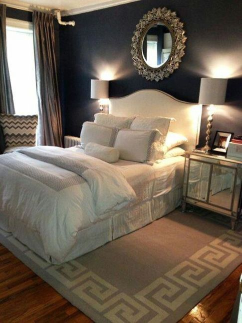 Inexpensive Romantic Bedroom Design Ideas You Will Totally Love 59