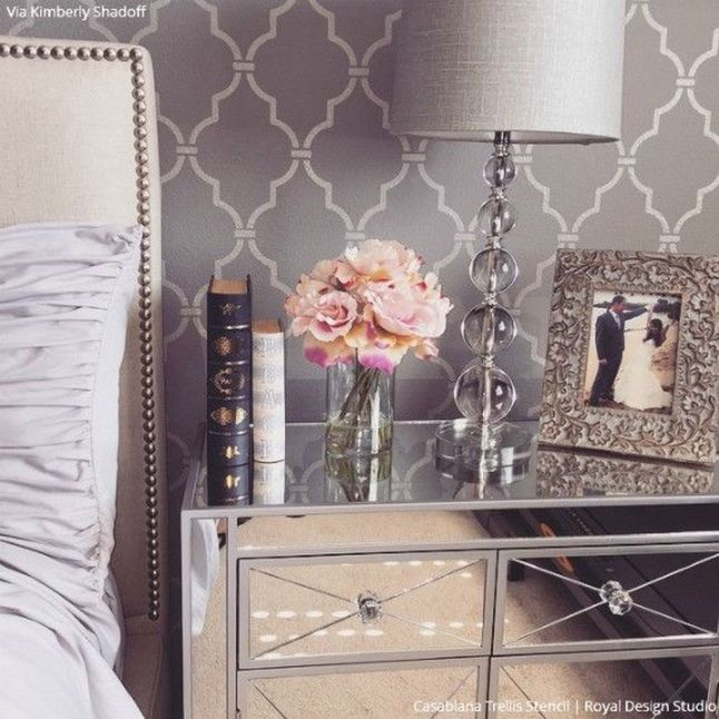 Inexpensive Romantic Bedroom Design Ideas You Will Totally Love 60