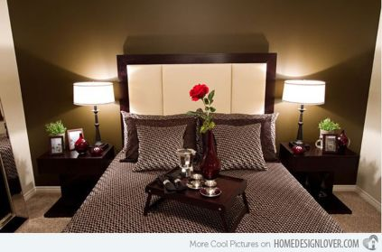 Inexpensive Romantic Bedroom Design Ideas You Will Totally Love 68