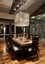 Inspiring Contemporary Style Decor Ideas For Dining Room 03