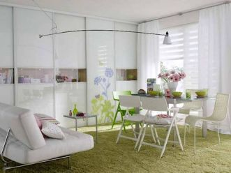 Inspiring Contemporary Style Decor Ideas For Dining Room 05