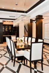 Inspiring Contemporary Style Decor Ideas For Dining Room 14