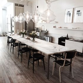 Inspiring Contemporary Style Decor Ideas For Dining Room 19