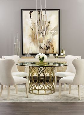Inspiring Contemporary Style Decor Ideas For Dining Room 24