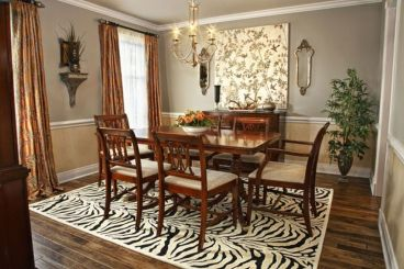 Inspiring Contemporary Style Decor Ideas For Dining Room 28
