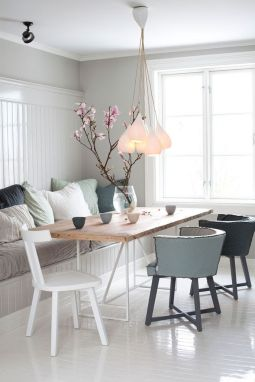 Inspiring Contemporary Style Decor Ideas For Dining Room 34