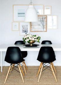 Inspiring Contemporary Style Decor Ideas For Dining Room 39