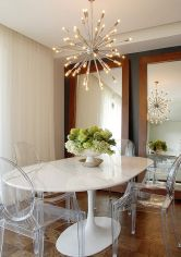 Inspiring Contemporary Style Decor Ideas For Dining Room 47