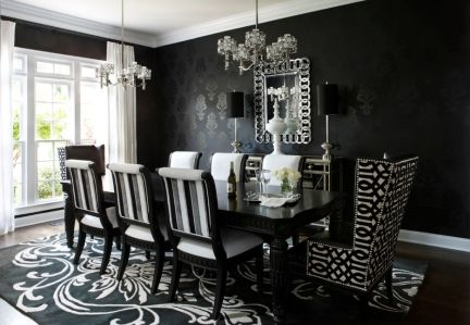 Inspiring Contemporary Style Decor Ideas For Dining Room 83
