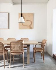 Inspiring Contemporary Style Decor Ideas For Dining Room 85