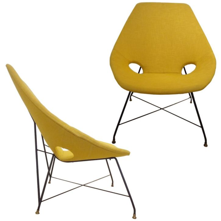 Modern Mid Century Lounge Chairs Ideas For Your Home 05