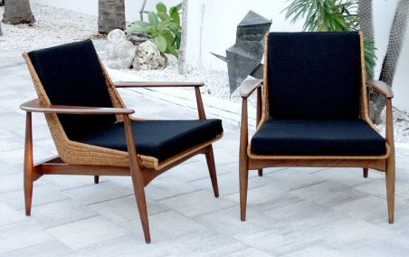 Modern Mid Century Lounge Chairs Ideas For Your Home 12