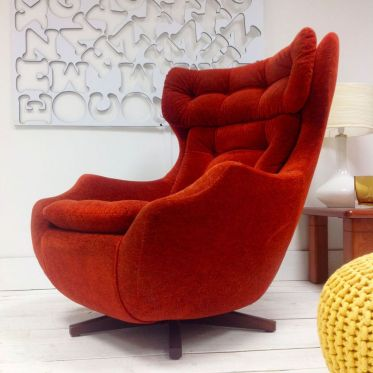 Modern Mid Century Lounge Chairs Ideas For Your Home 49