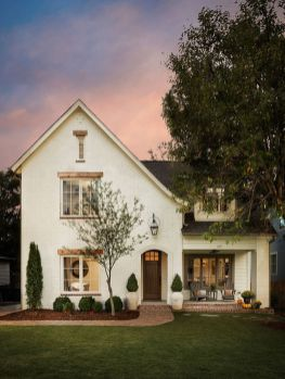 Modern Trends Farmhouse Exterior Paint Colors Ideas 2017 51