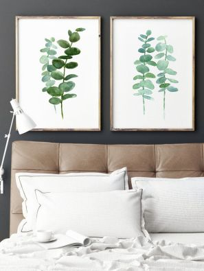 Modern And Minimalist Wall Art Decoration Ideas 45