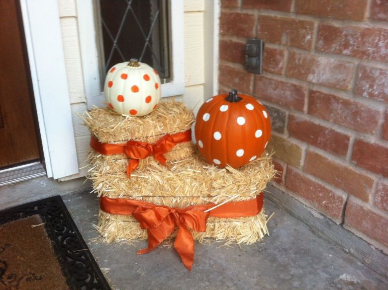 Scary Front Yard Halloween Decoration Ideas 16