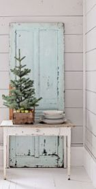 Space Saving Christmas Tree Ideas Suitable For Small Rooms 28