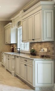 Beautiful Farmhouse Style Rustic Kitchen Cabinet Decoration Ideas 30