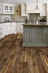 Beautiful Farmhouse Style Rustic Kitchen Cabinet Decoration Ideas 36