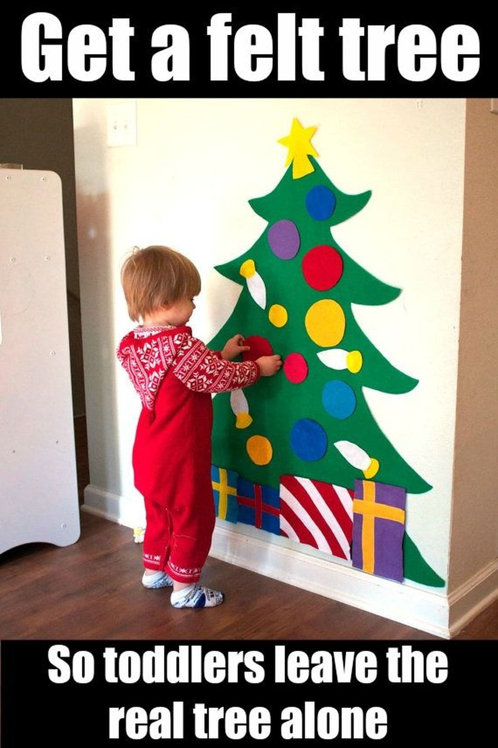 Easy And Creative DIY Christmas Tree Design Ideas You Can Try As Alternatives 11