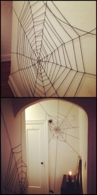 Inspiring Halloween Decoration Ideas For Your Apartment 28