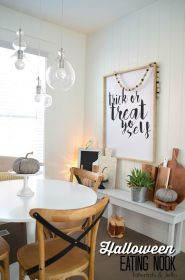Inspiring Halloween Decoration Ideas For Your Apartment 62