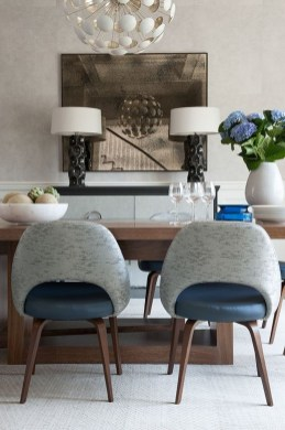 Inspiring Modern Dining Room Design Ideas 18