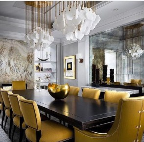 Inspiring Modern Dining Room Design Ideas 87