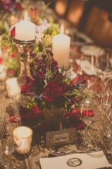 Inspiring Modern Rustic Christmas Centerpieces Ideas With Candles 48