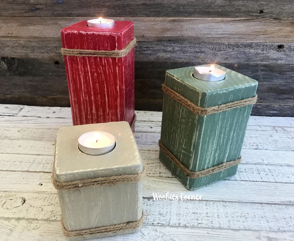 Inspiring Modern Rustic Christmas Centerpieces Ideas With Candles 51