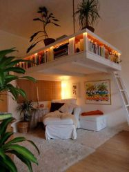 Inspiring And Affordable Decoration Ideas For Small Apartment 16