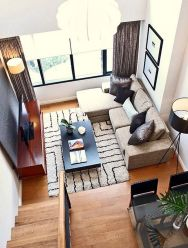 Inspiring And Affordable Decoration Ideas For Small Apartment 17