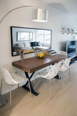 Inspiring And Affordable Decoration Ideas For Small Apartment 31