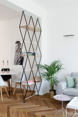 Inspiring And Affordable Decoration Ideas For Small Apartment 86