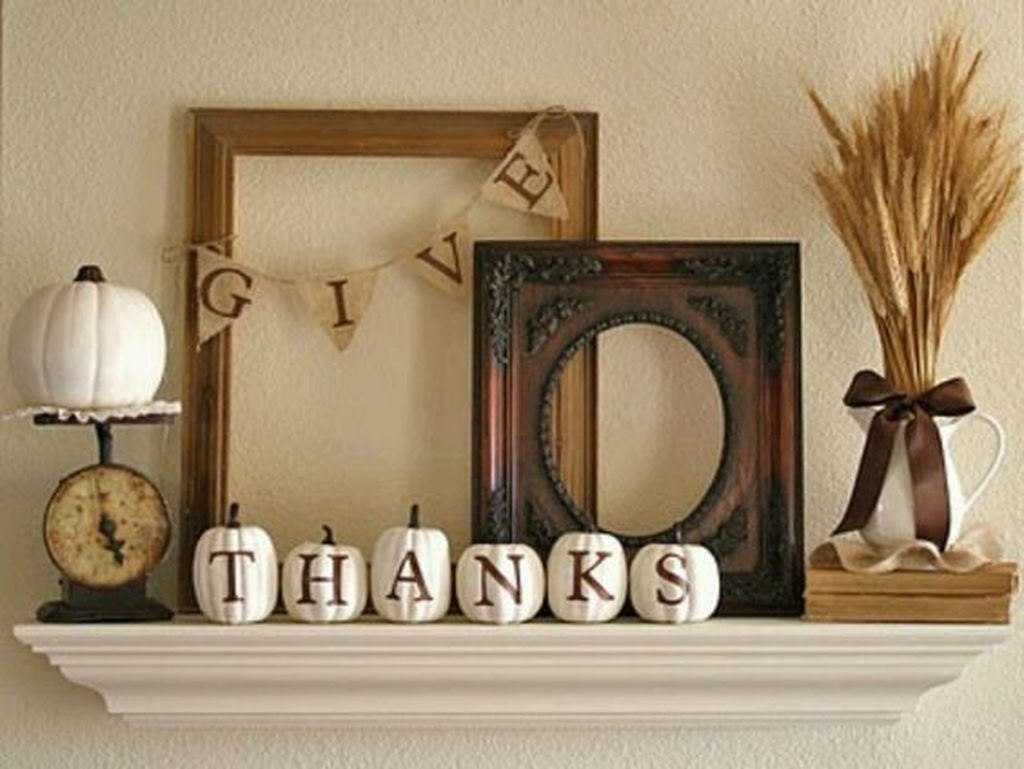 Scary But Classy Halloween Fireplace Decoration Ideas 12