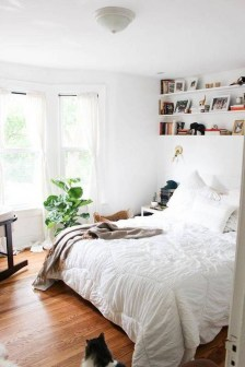 Totally Brilliant Bedroom Design Ideas For Small Apartment 16