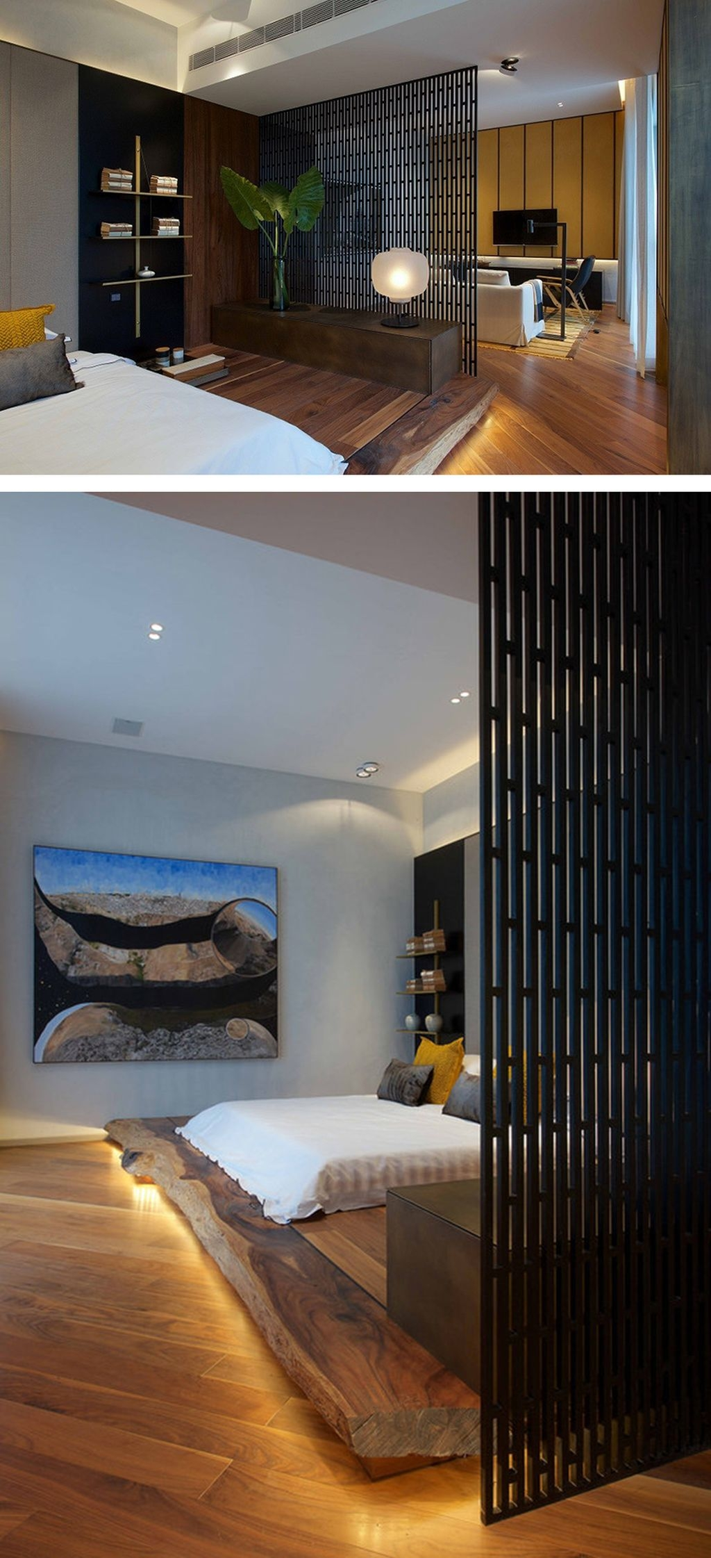 Totally Brilliant Bedroom Design Ideas For Small Apartment 20
