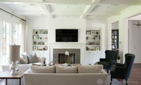 Totally Brilliant Living Room Furniture Arrangements Ideas 23