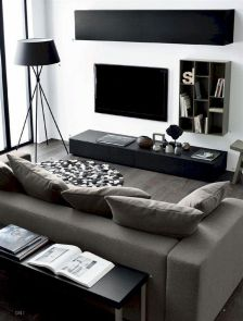 Totally Brilliant Living Room Furniture Arrangements Ideas 47