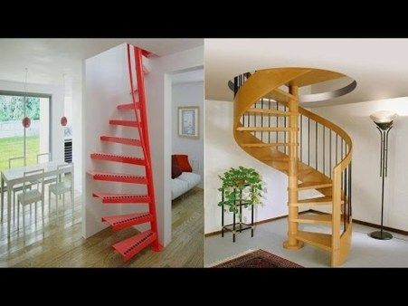 Totally Inspiring Residential Staircase Design Ideas You Can Apply For Your Home 55