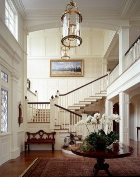 Totally Inspiring Residential Staircase Design Ideas You Can Apply For Your Home 76