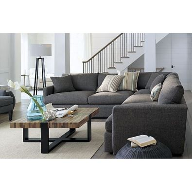 Totally Outstanding Sectional Sofa Decoration Ideas With Lamps 45