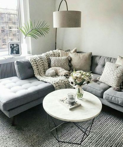 Totally Outstanding Sectional Sofa Decoration Ideas With Lamps 88