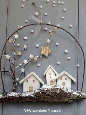 Brilliant Christmas Decoration Ideas For Small House 44