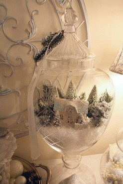Brilliant Christmas Decoration Ideas For Small House 47