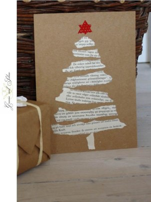 Brilliant And Inspiring Recycled Christmas Tree Decoration Ideas 35