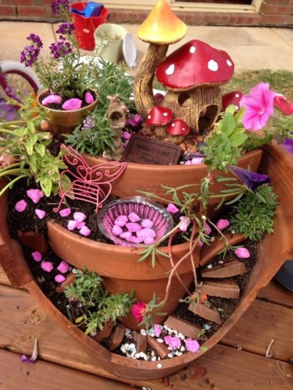 Cute Flower Garden Ideas23