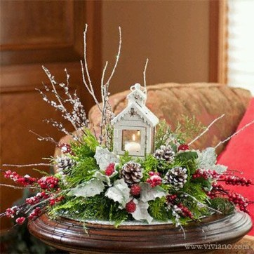 Elegant Table Christmas Decoration Ideas 33