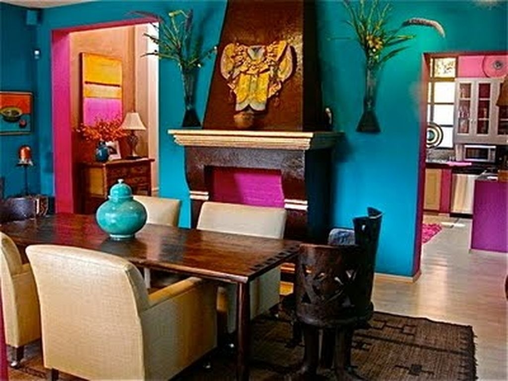 Exquisite Moroccan Dining Room Decoration Ideas16