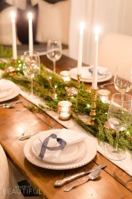 Gergerous Indoor Decoration Ideas With Christmas Lights24